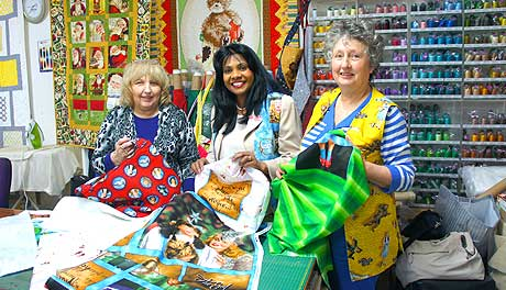 Quilting Wizard of Oz Festival Campbelltown